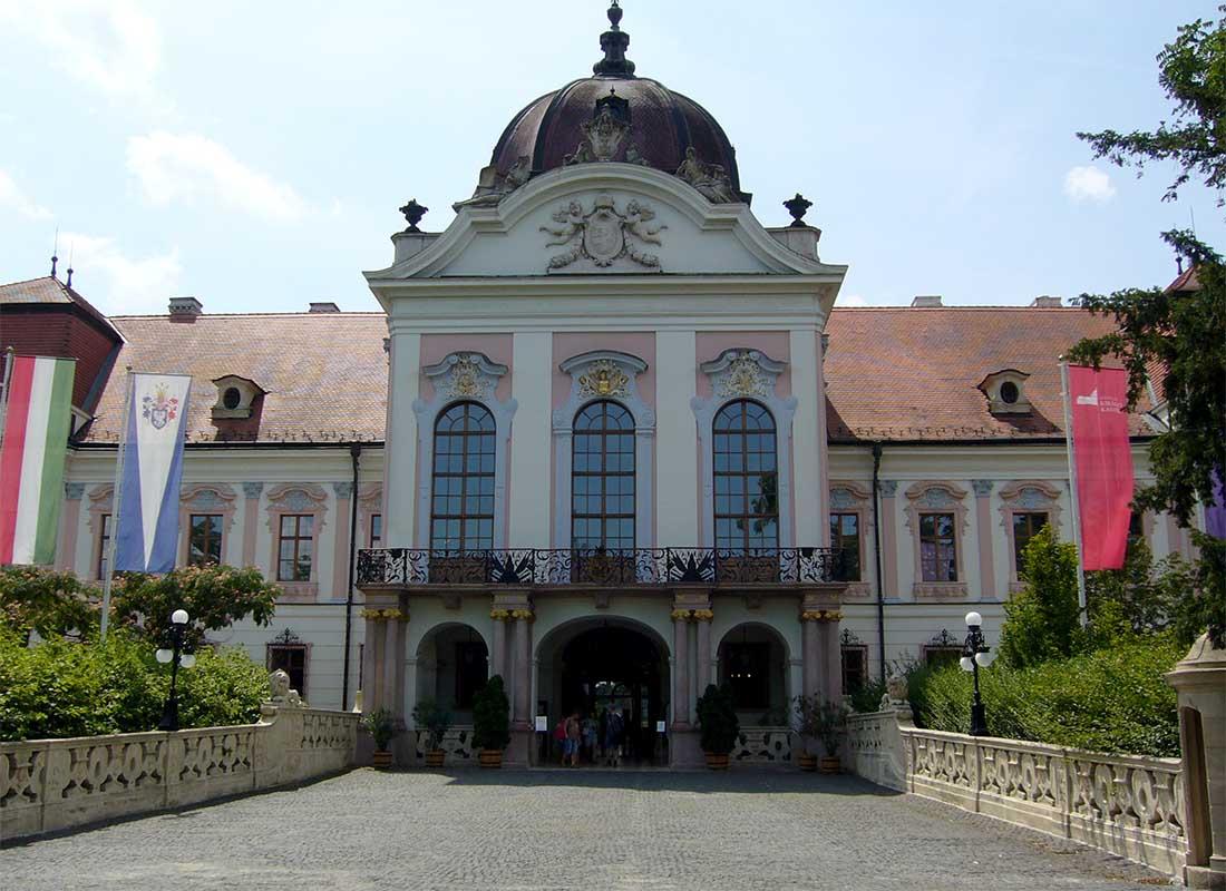 Grassalkovich kastély - Gödöllő