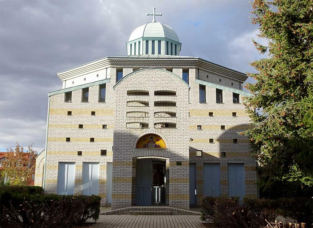 Görög katolikus templom - Hajdúszoboszló