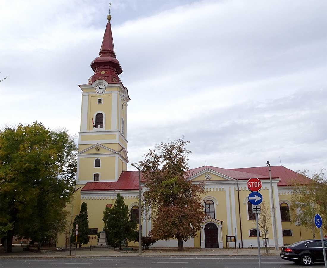 Református templom - Hajdúszoboszló