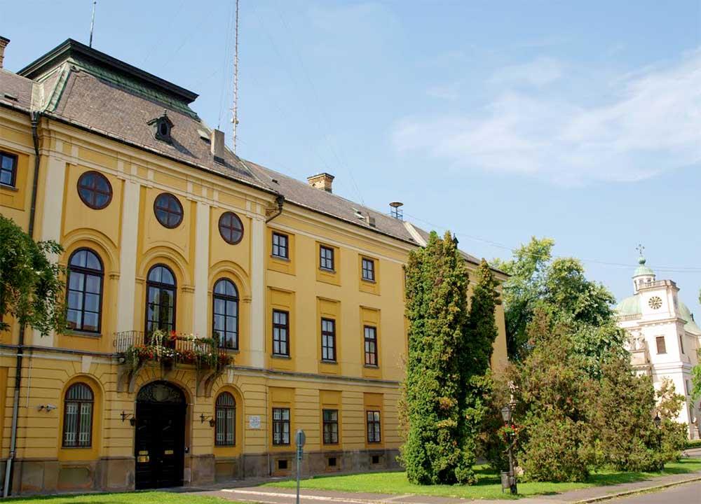 Püspöki palota - Vác