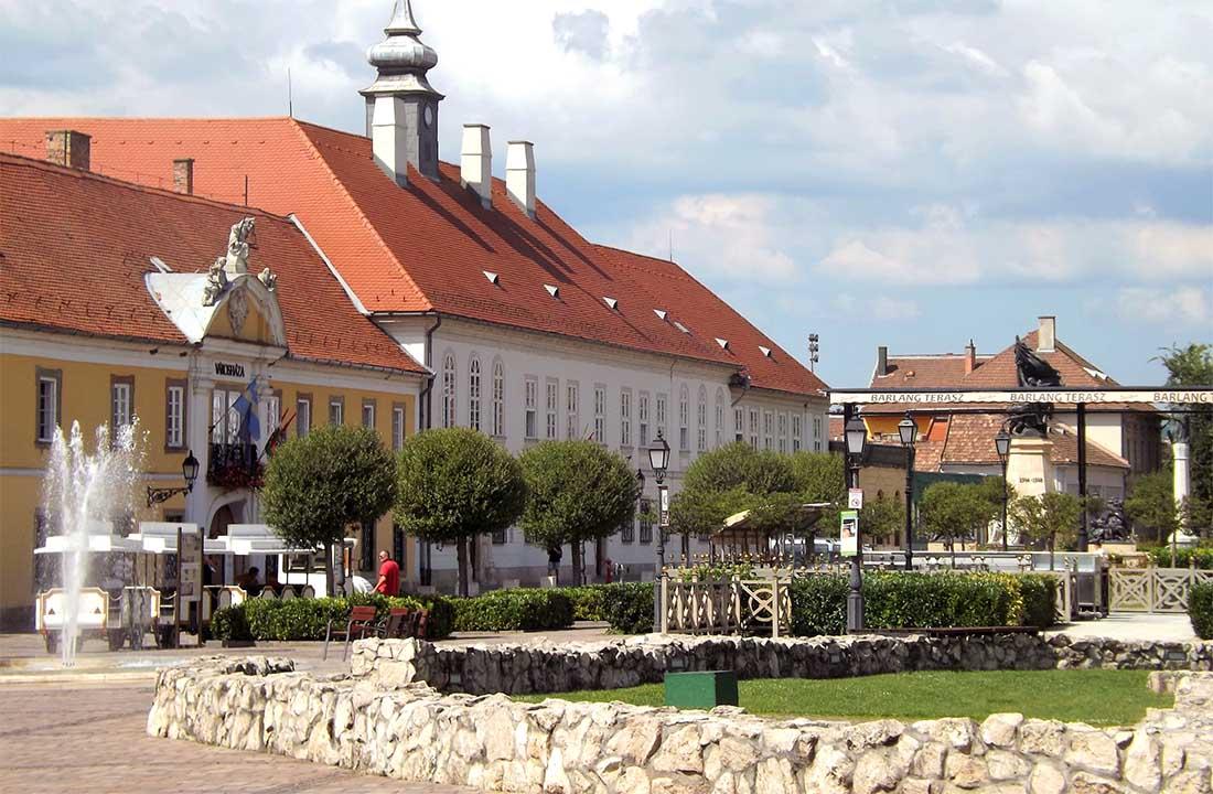 Vác - Fő tér
