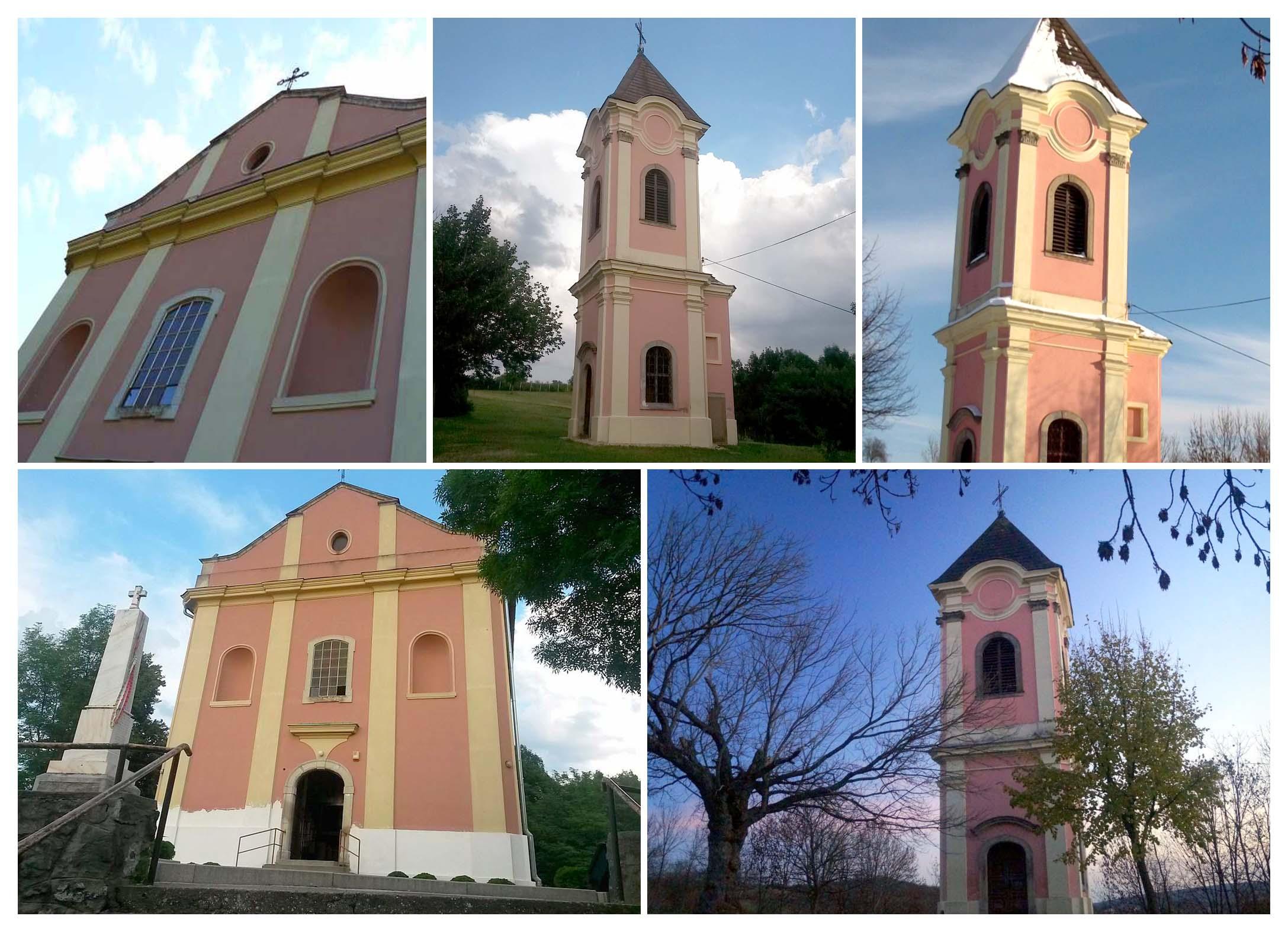 Egerszalók templom