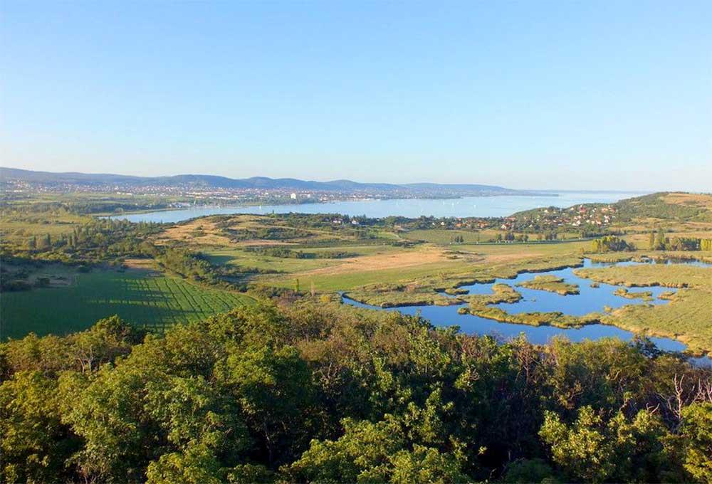 Tihanyi-félsziget - Külső-tó