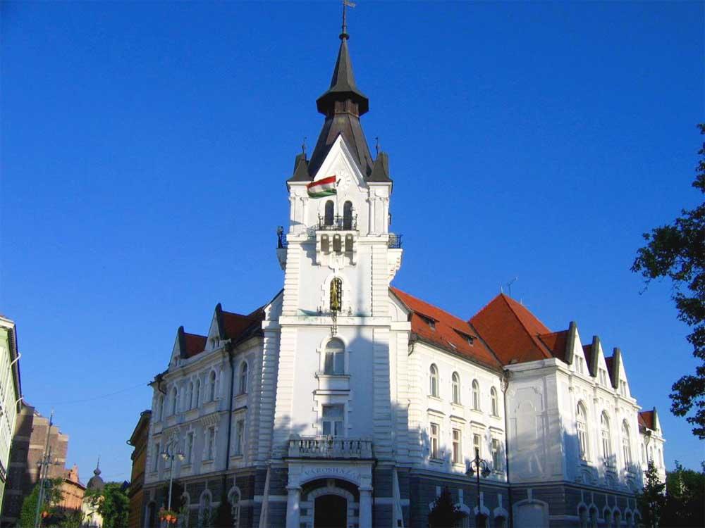 Kaposvár városháza
