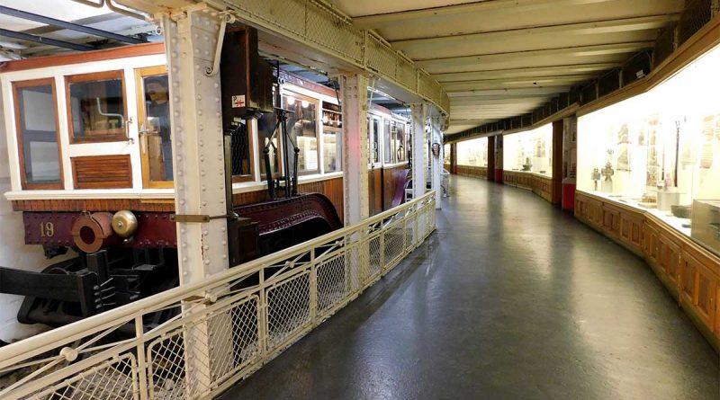 Földalatti vasúti múzeum