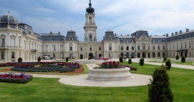Festetics-kastély – Keszthely