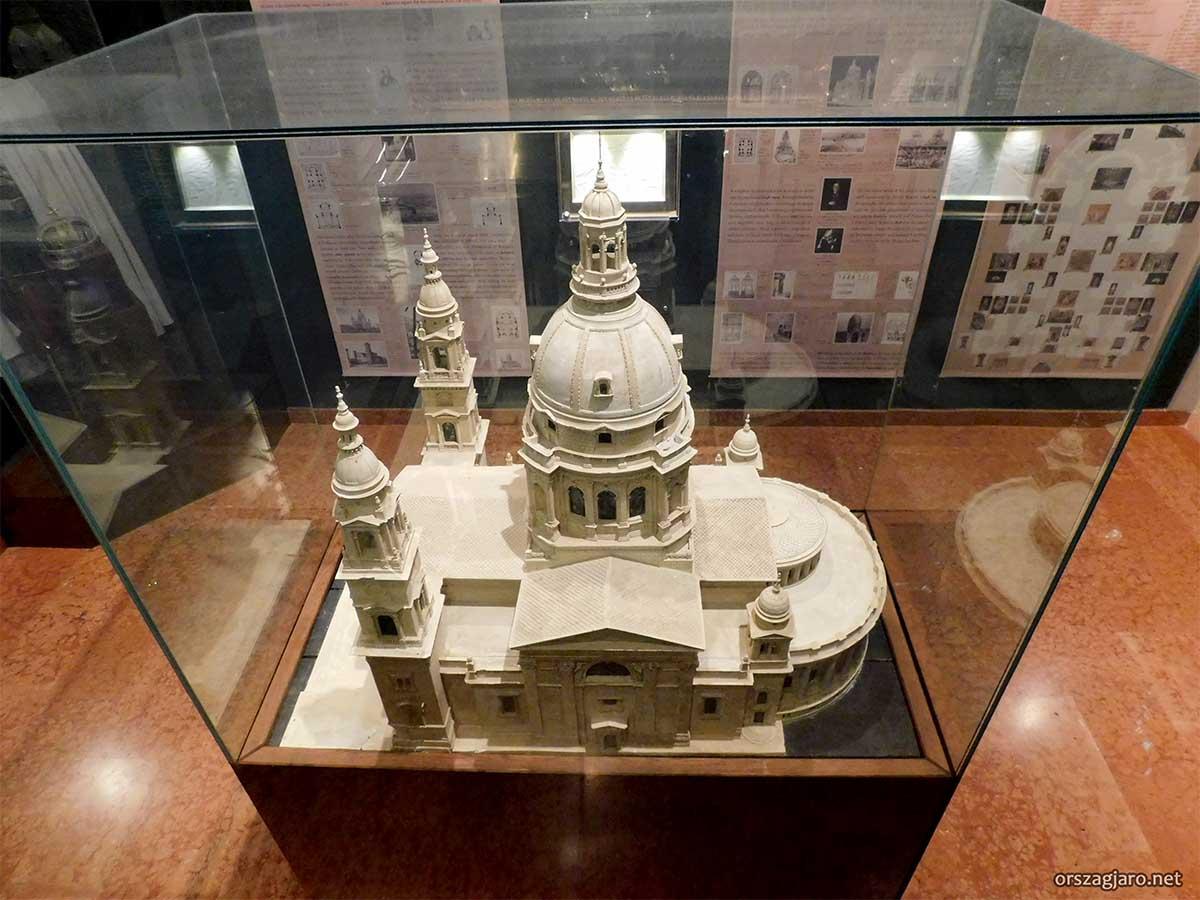 Szent István Bazilika - Kincstár
