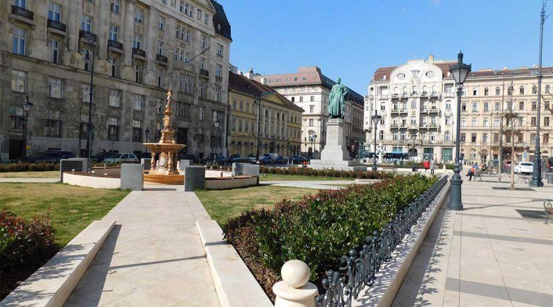 József Nádor tér - Budapest