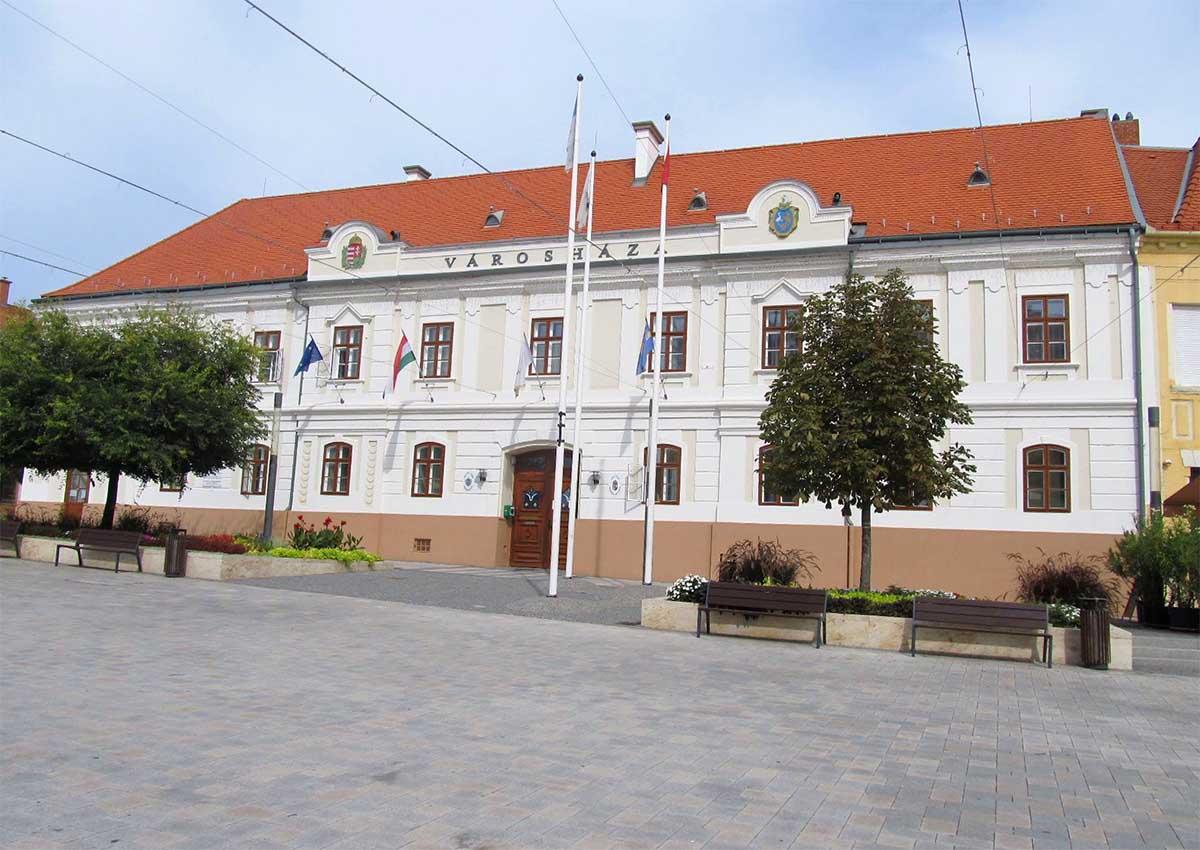 Városháza -Keszthely