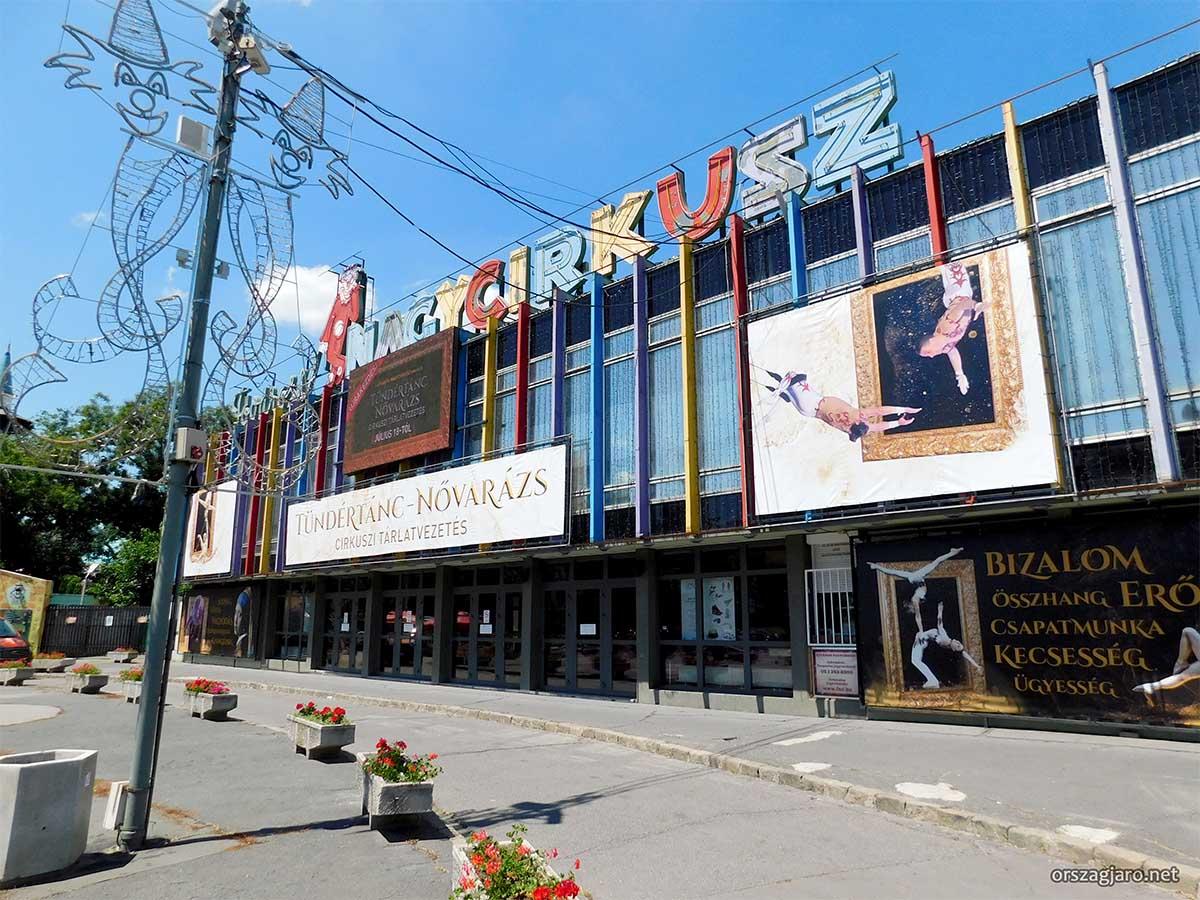 Fővárosi Nagycirkusz - Városliget