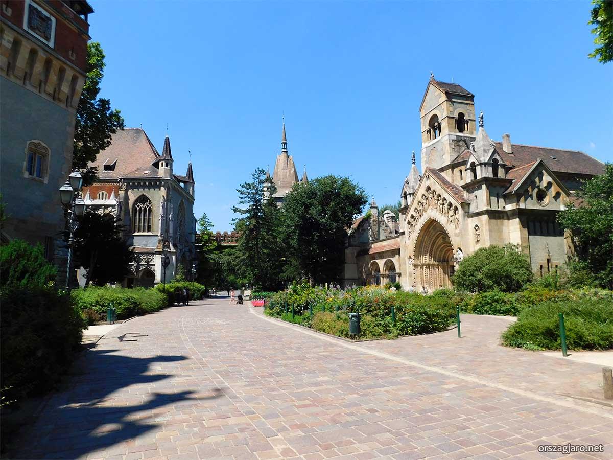 Városliget - Budapest