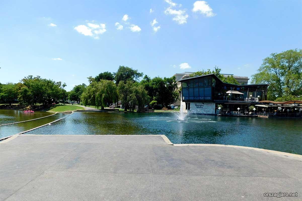 Városligeti tó