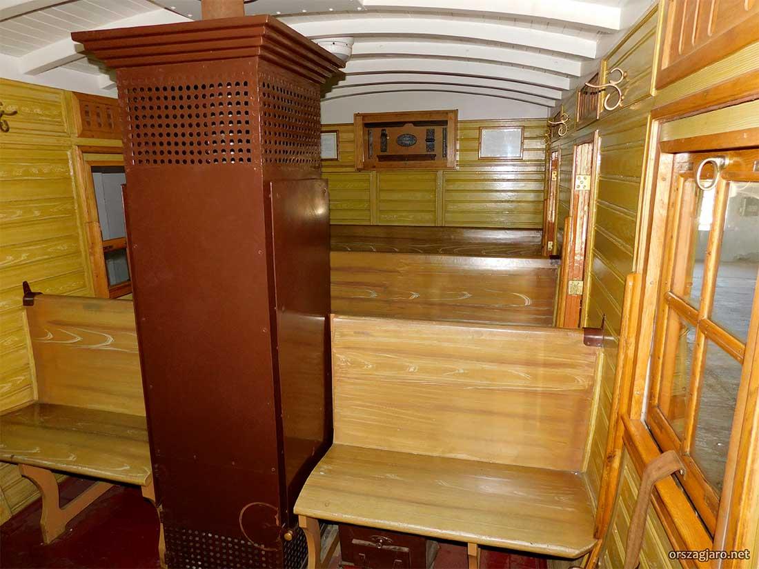 Első Erdélyi Vonatkocsi