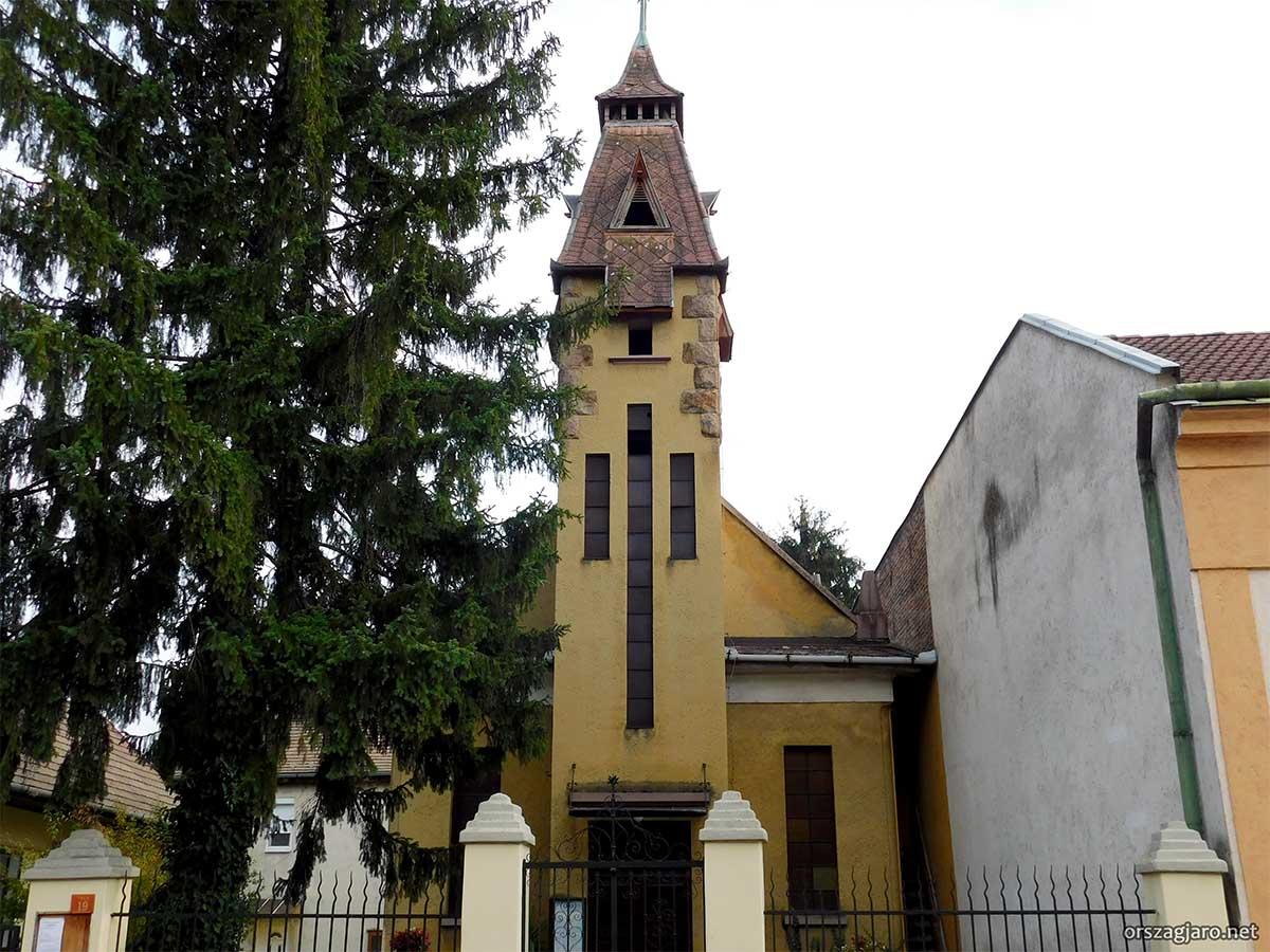 Református templom - Nagymaros