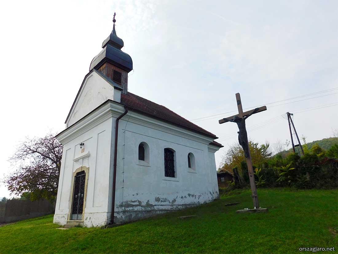 Kálvária kápolna - Nagymaros