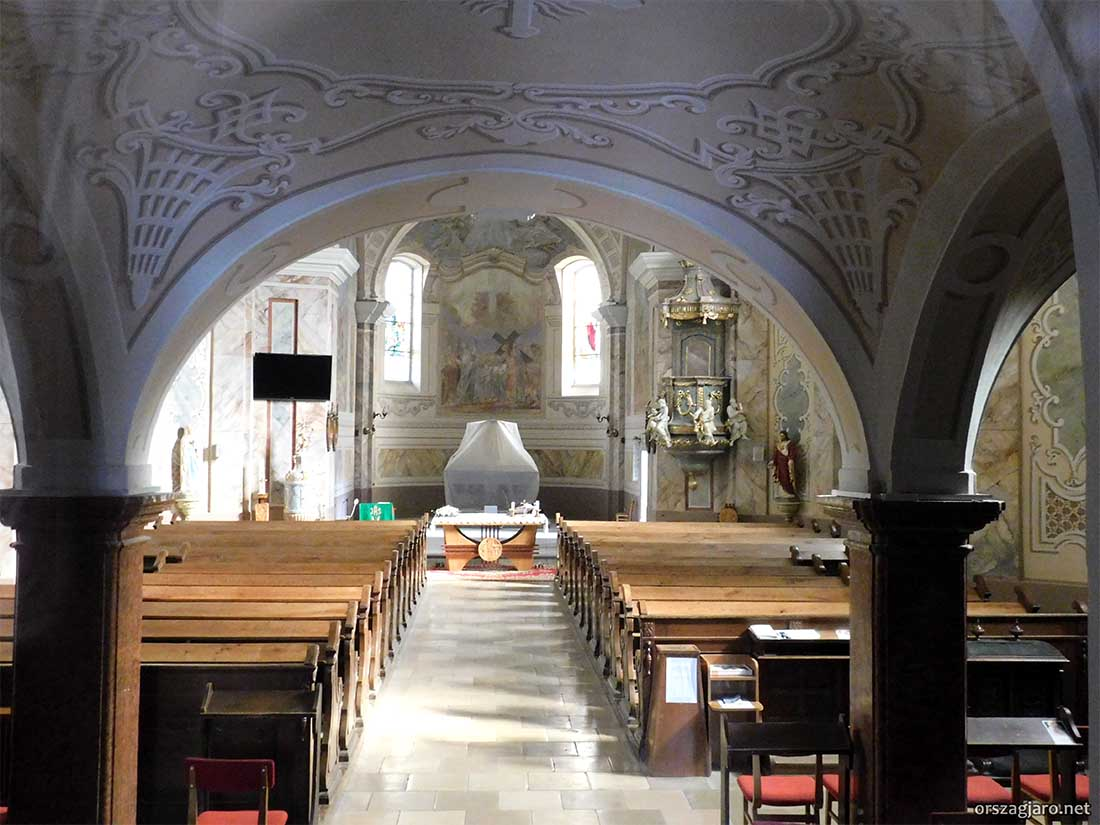 Római Katolikus templom - Nagymaros