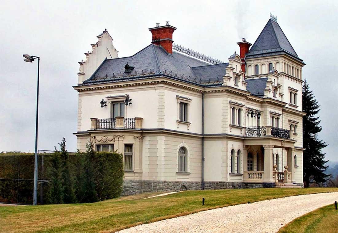 Dőry-kastély - Zebegény
