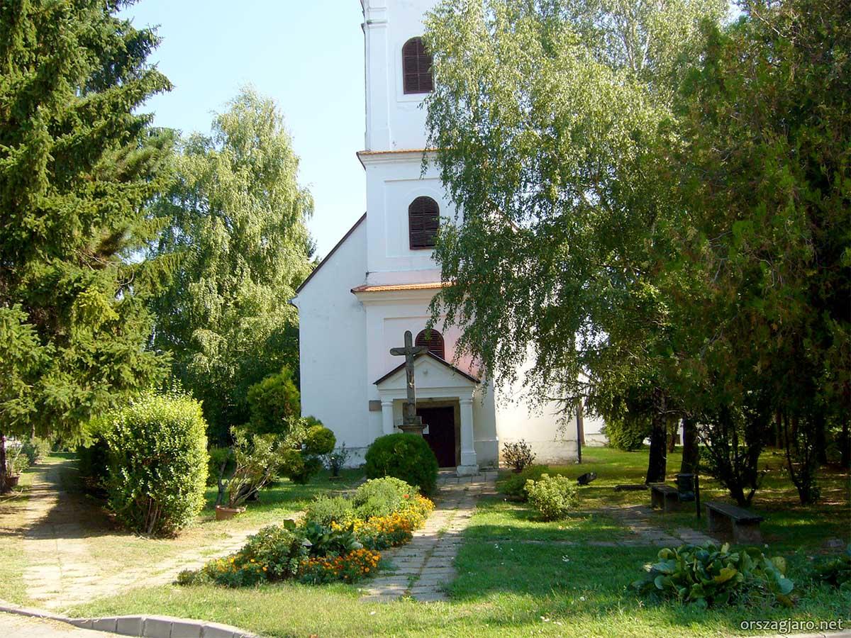 Római katolikus templom - Bakonya