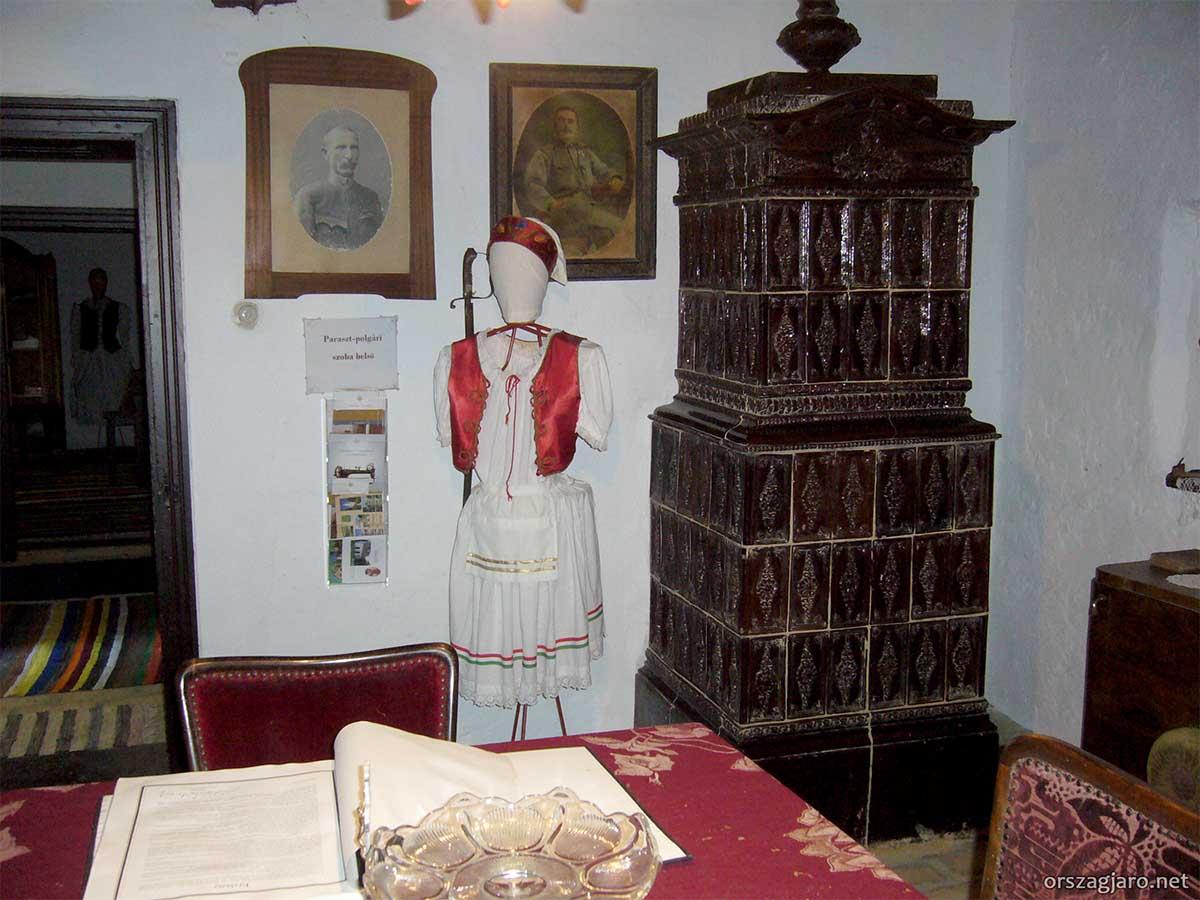 Helytörténeti múzeum - Bakonya