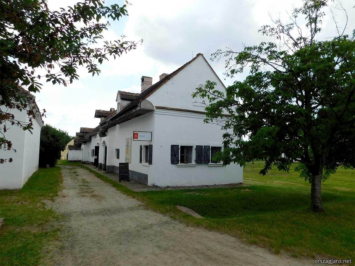 Szentendrei skanzen - Harkai lakóház