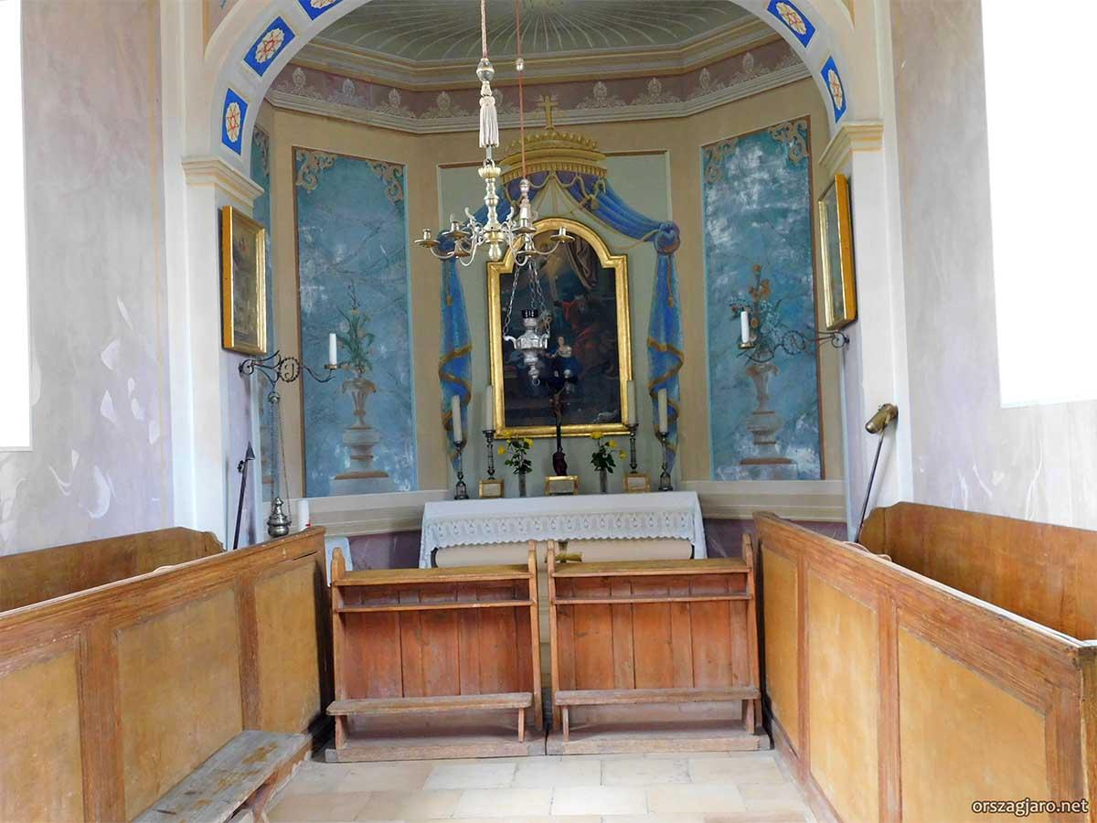 Szentendrei skanzen - kápolna
