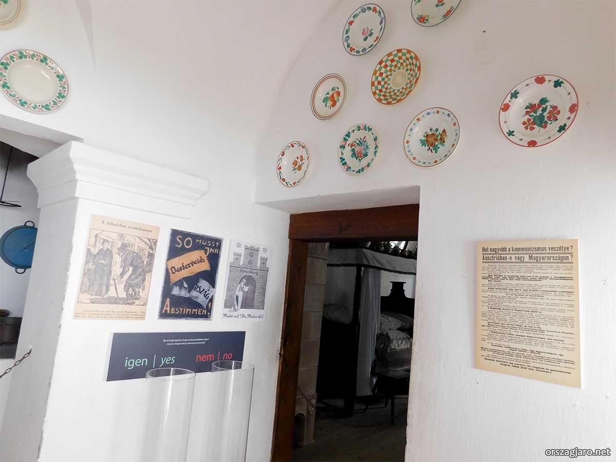 Harkai lakóház - Szentendrei skanzen